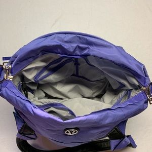 lululemon athletica Bags - Lululemon Athletica Gym/Carry On Travel Bag